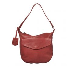 Burkely Just Jackie Hobo Red