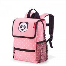 Reisenthel Backpack Kids Panda Dots Pink