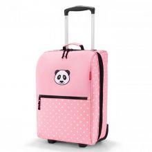 Reisenthel Trolley XS Kids Panda Dots Pink