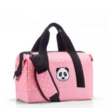 Reisenthel Allrounder M Kids Reistas Panda Dots Pink