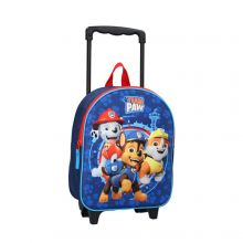 Kidzroom Soft Trolley 2 Wheel Minnie Mouse Strong Together