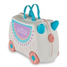 Trunki Ride-On Kinderkoffer Lama Lola