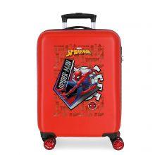 Disney Trolley 55 Cm 4 Wheels Spiderman Great Power Red
