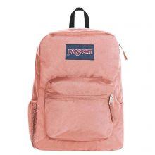 JanSport Cross Town Backpack Misty Rose