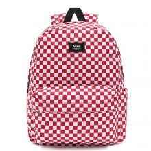 Vans Old Skool Check Rugzak Chili Pepper/ Checkerboard