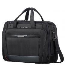 "Samsonite Pro-DLX ³ Business Laptop Messenger 16"" Zwart"
