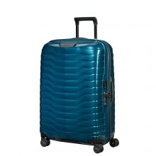 Samsonite S'Cure Spinner 69 Aqua Blue