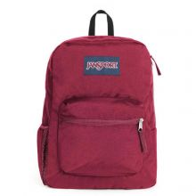 JanSport Cross Town Backpack Russet Red