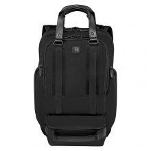 "Victorinox Lexicon Professional Bellevue 15.6"" Laptop Backpack Black"