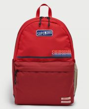 Superdry Montana Cali Backpack Apple Red