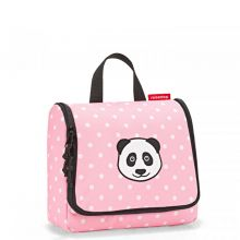 Reisenthel Toiletbag Kids Panda Dots Pink
