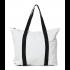 Rains Original Tote Bag Schoudertas Off White