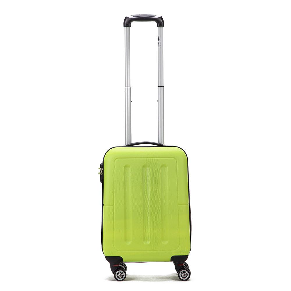 Decent Neon Fix Handbagage Koffer 55 Lemon