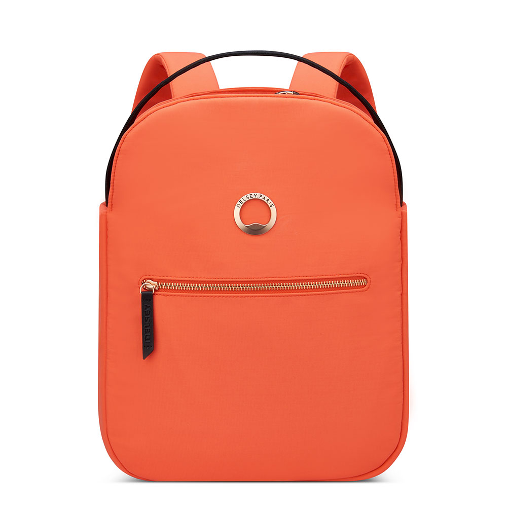 Delsey Securstyle 1-Compartment Laptop Backpack 13 Coral