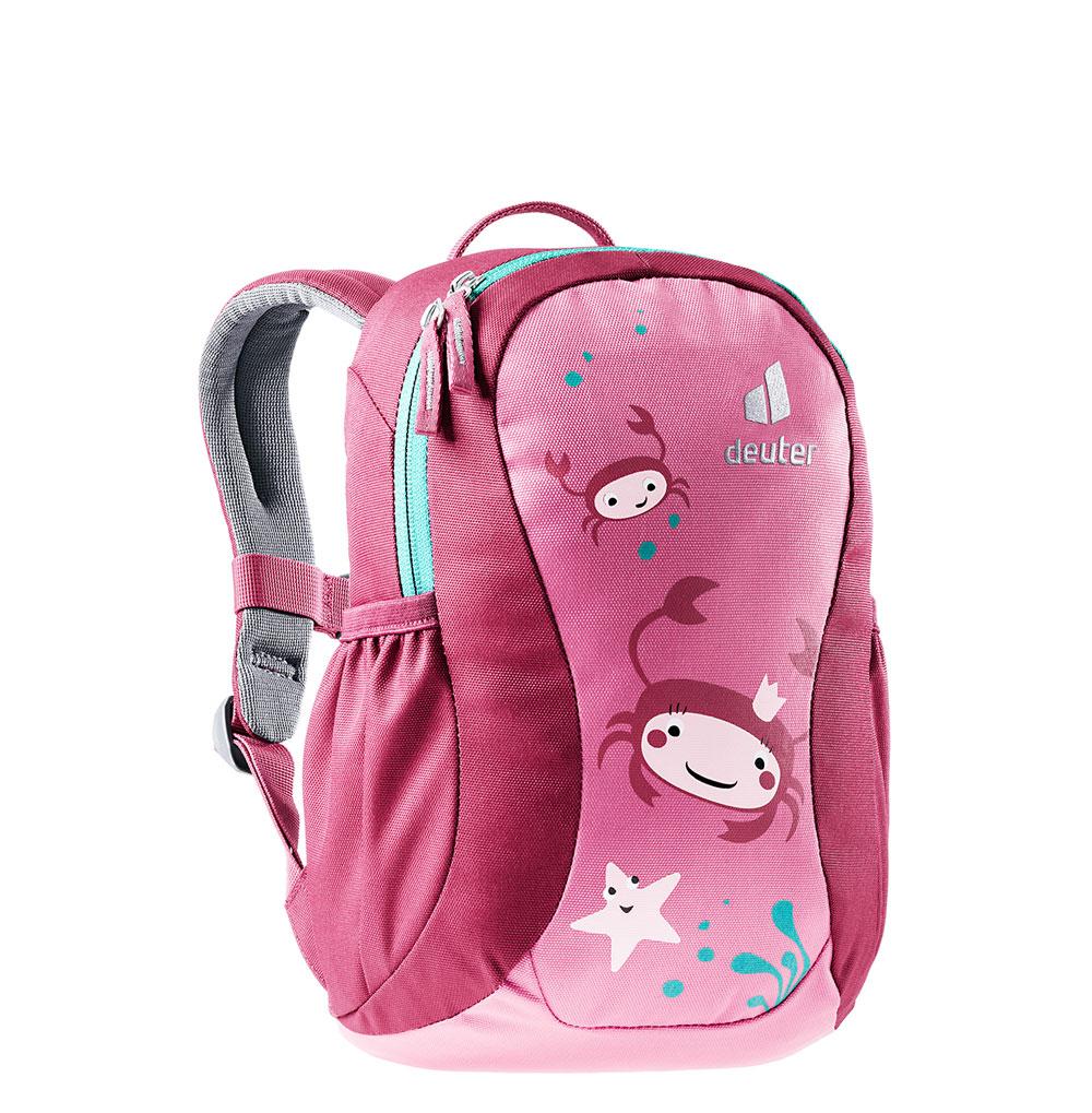 Deuter Pico Kids Backpack Hot-Pink/ Ruby
