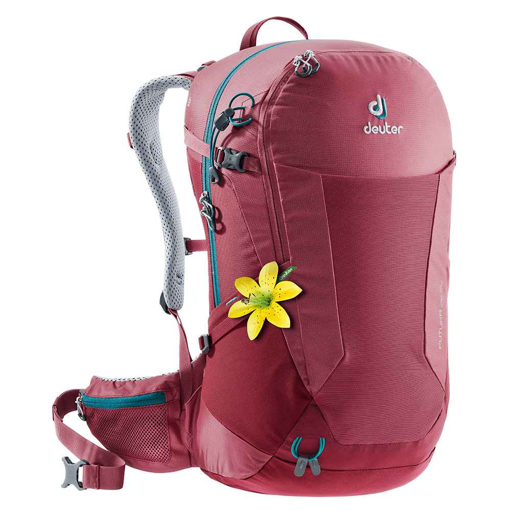 09318a856cc Deuter Futura 26 SL Backpack Cardinal/ Cranberry