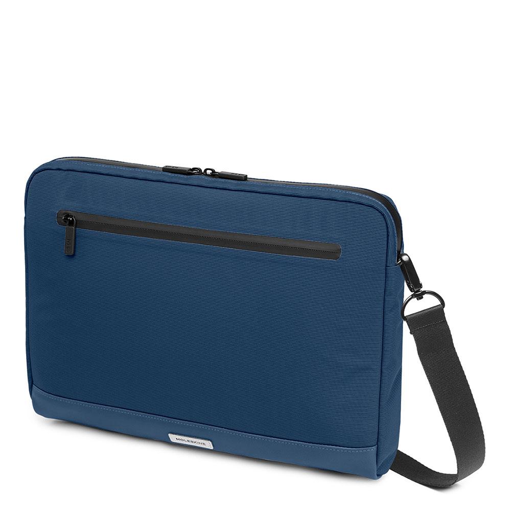 Moleskine Metro Horizontal Device Bag 15 Sapphire Blue