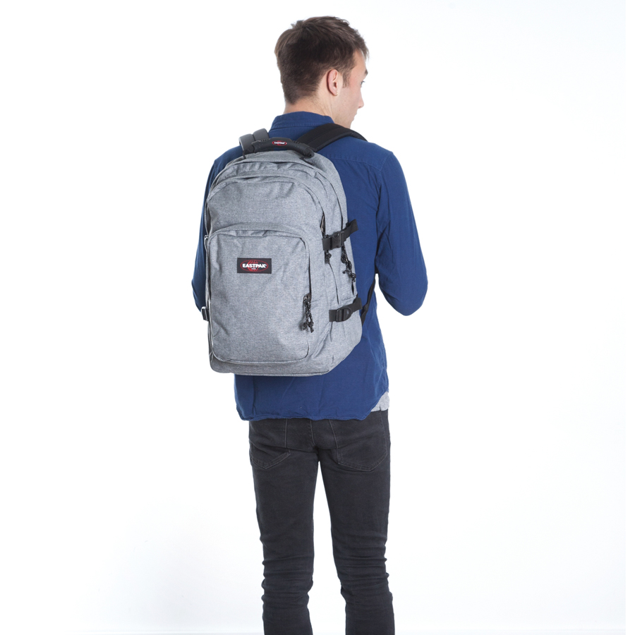 Denim Eastpak Rugzak Provider Rugzak Black Denim Eastpak Black Provider fTHqRxWw