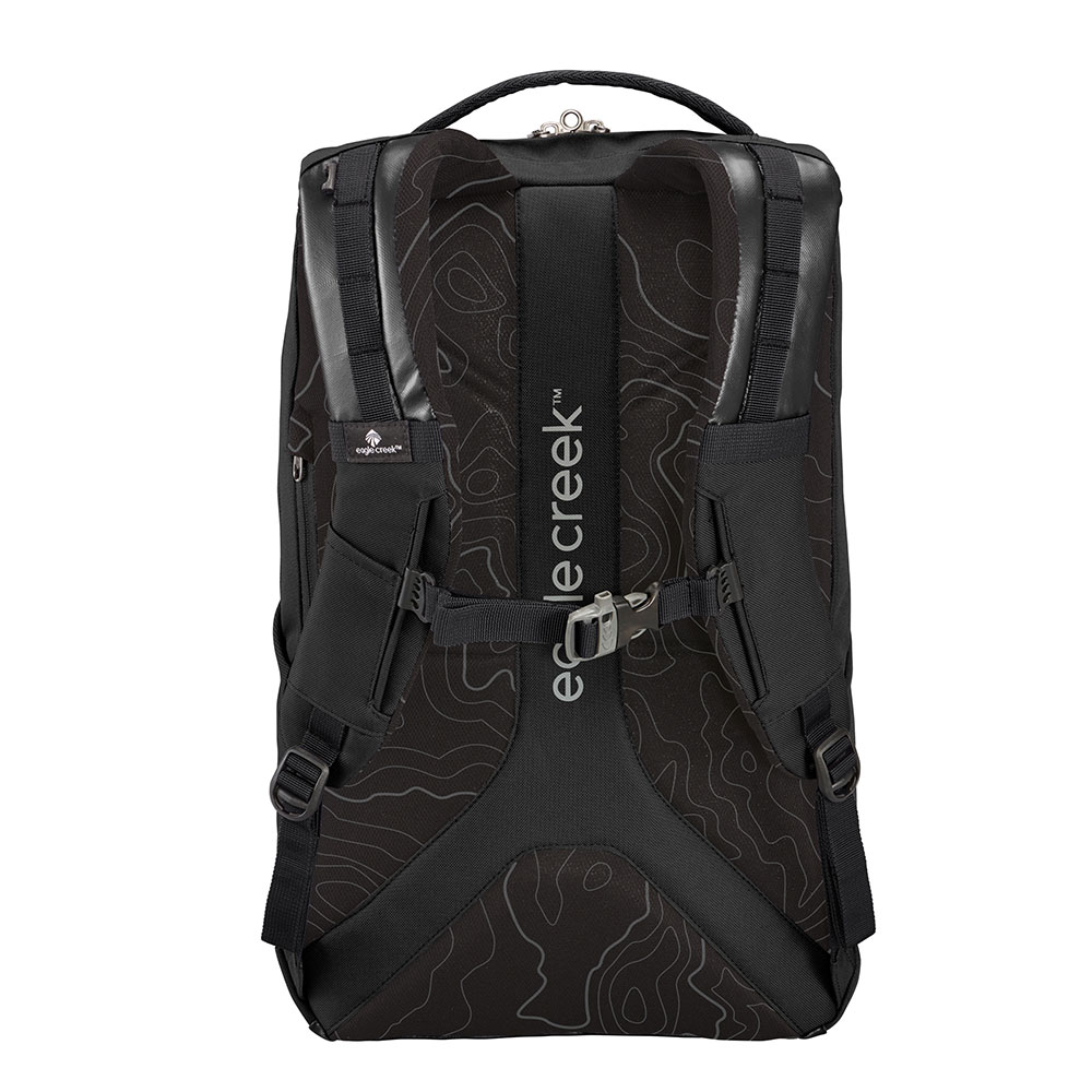 eb8d2501ce1 Eagle Creek Wayfinder Backpack 20L Womens Fit Black/ Charcoal