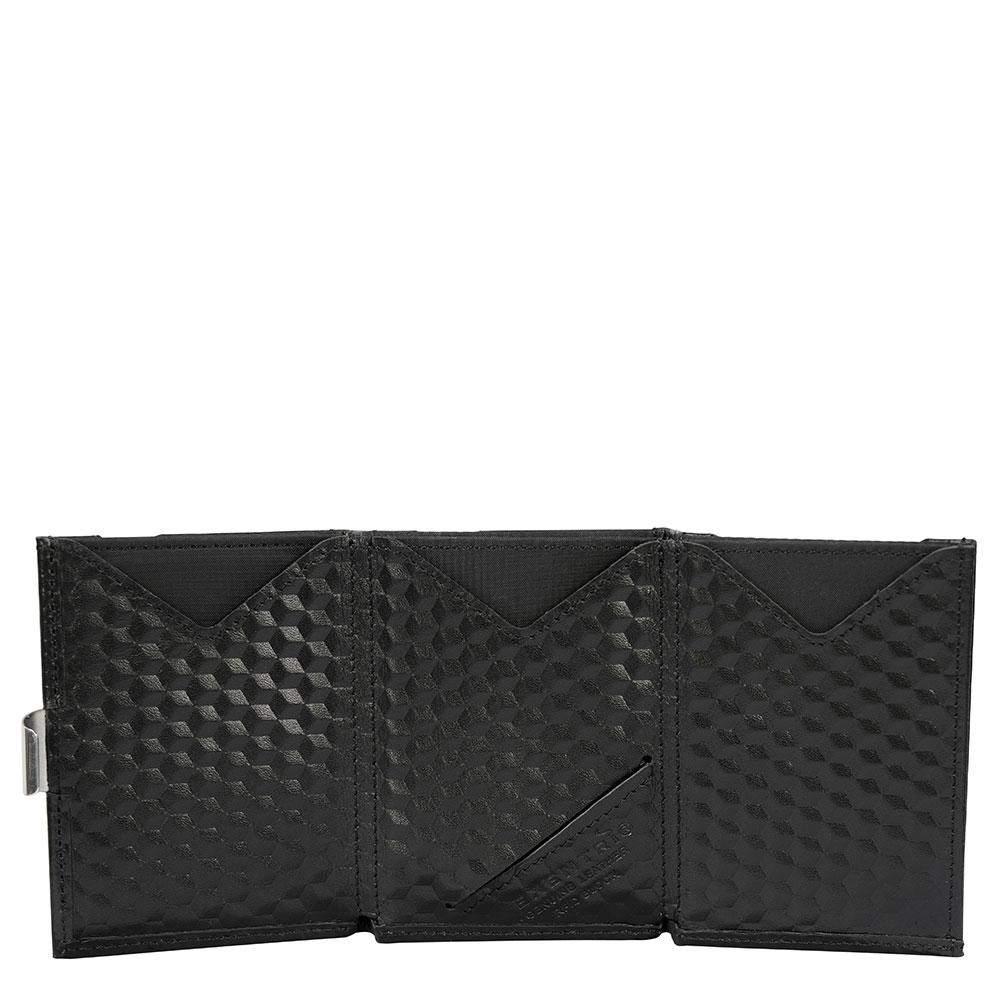 82b46c98dc8 Exentri Wallet met RFID Bescherming Black Cube