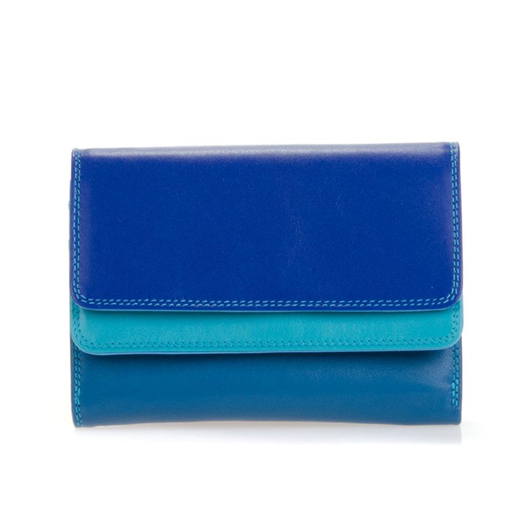 Mywalit Double Flap Purse Portemonnee Seascape - Dames portemonnees