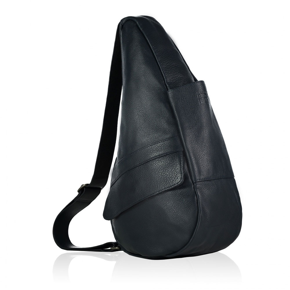 The Healthy Back Bag Leather S Navy