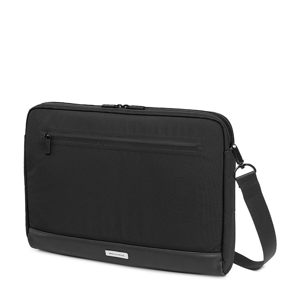 Moleskine Metro Horizontal Device Bag 15 Black