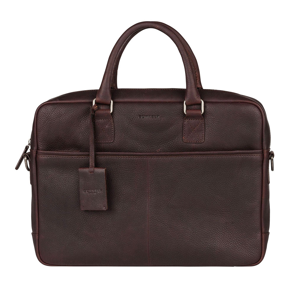 Burkely Antique Avery Laptopbag 15 Brown