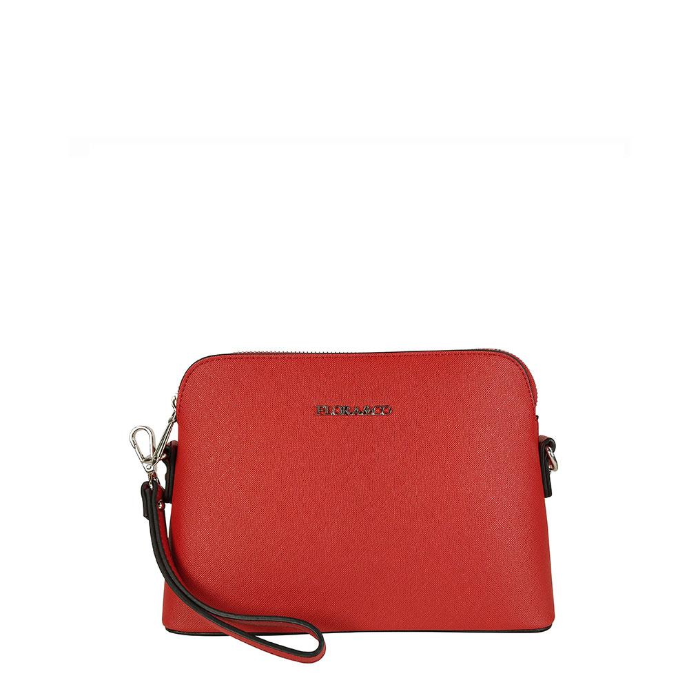 Flora & Co Shoulder Bags Crossover Red - Schoudertassen