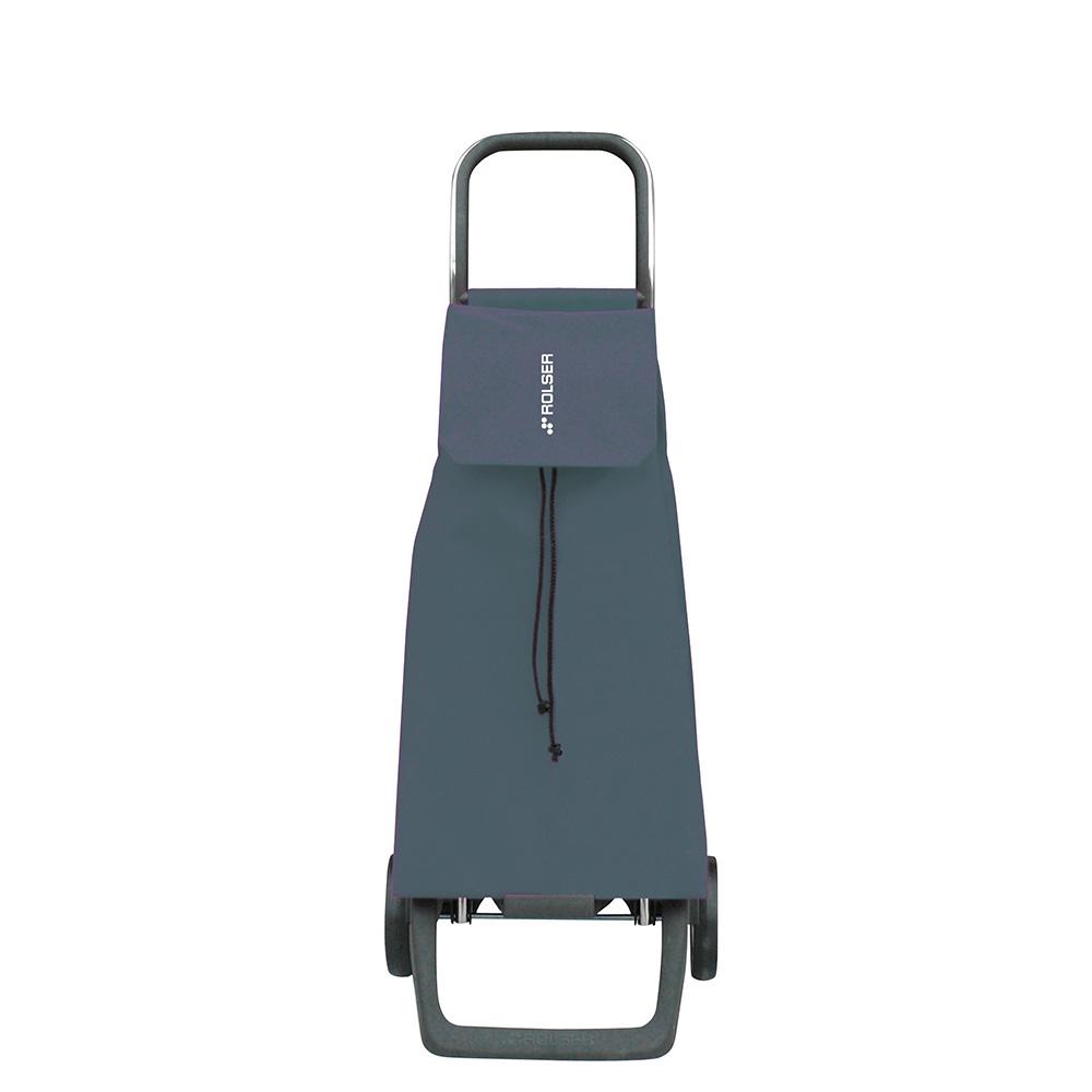 Rolser Jet MF Basic Plus Boodschappen Trolley Grey