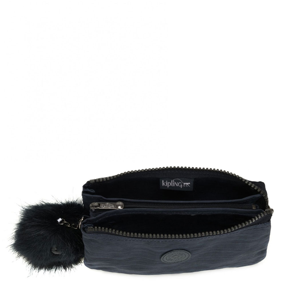 Kipling Creativity L Portemonnee True Black