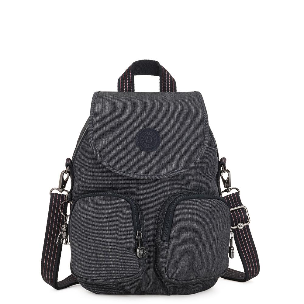 Kipling Firefly Up Backpack Active Denim