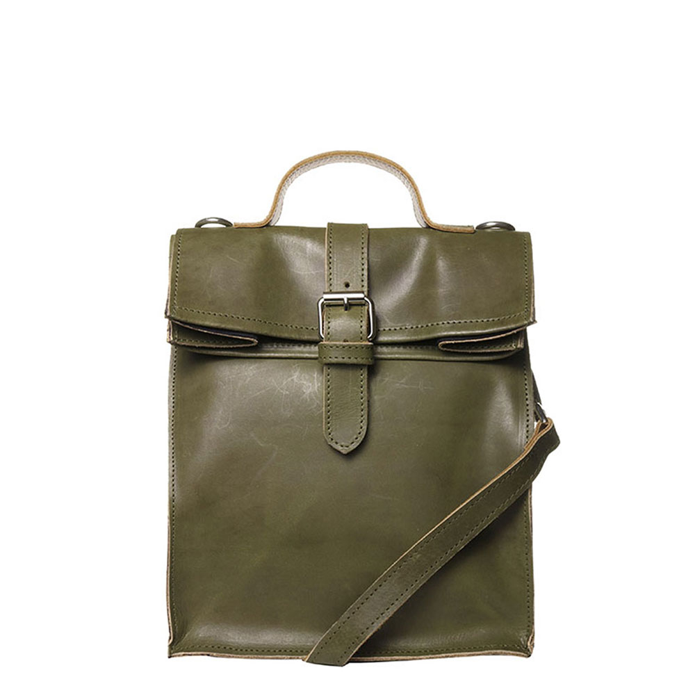 Laauw AMS The Nine Streets Bag Olive