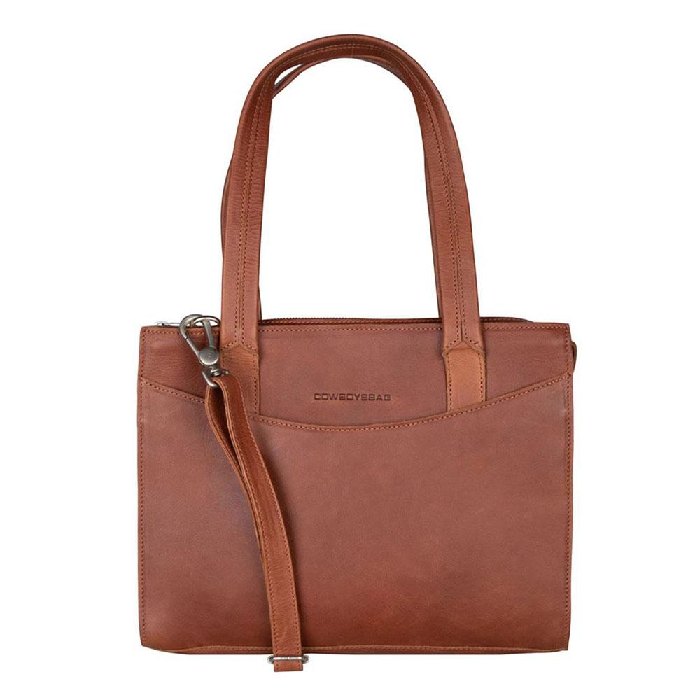Cowboysbag Clean Laptop Bag Lismore 13 Cognac