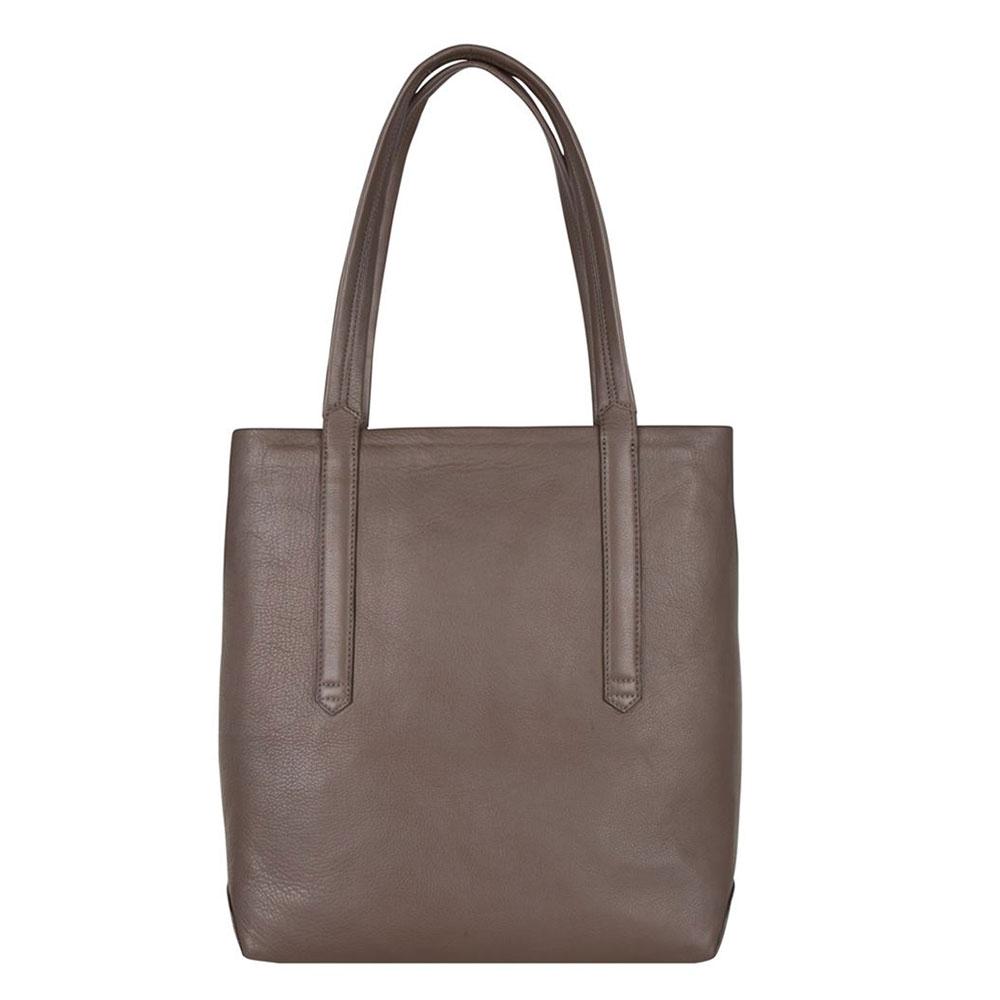 Cowboysbag Essentials Laptop Bag Rusk 13 Taupe
