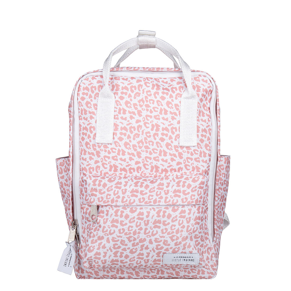 Little Indians Kids Leo Backpack Canyon Clay