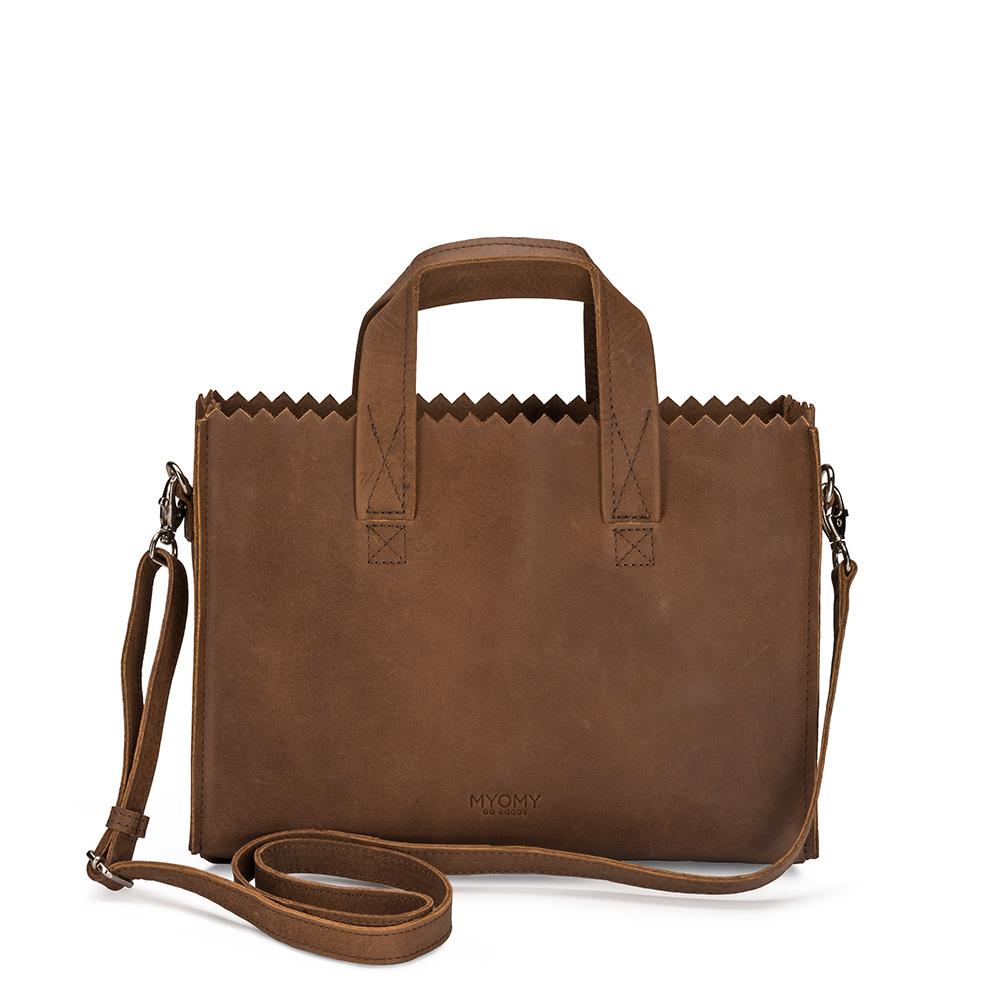 Hunter Original Handbag Mini My Myomy Cross Paper Bag Body ZHB08