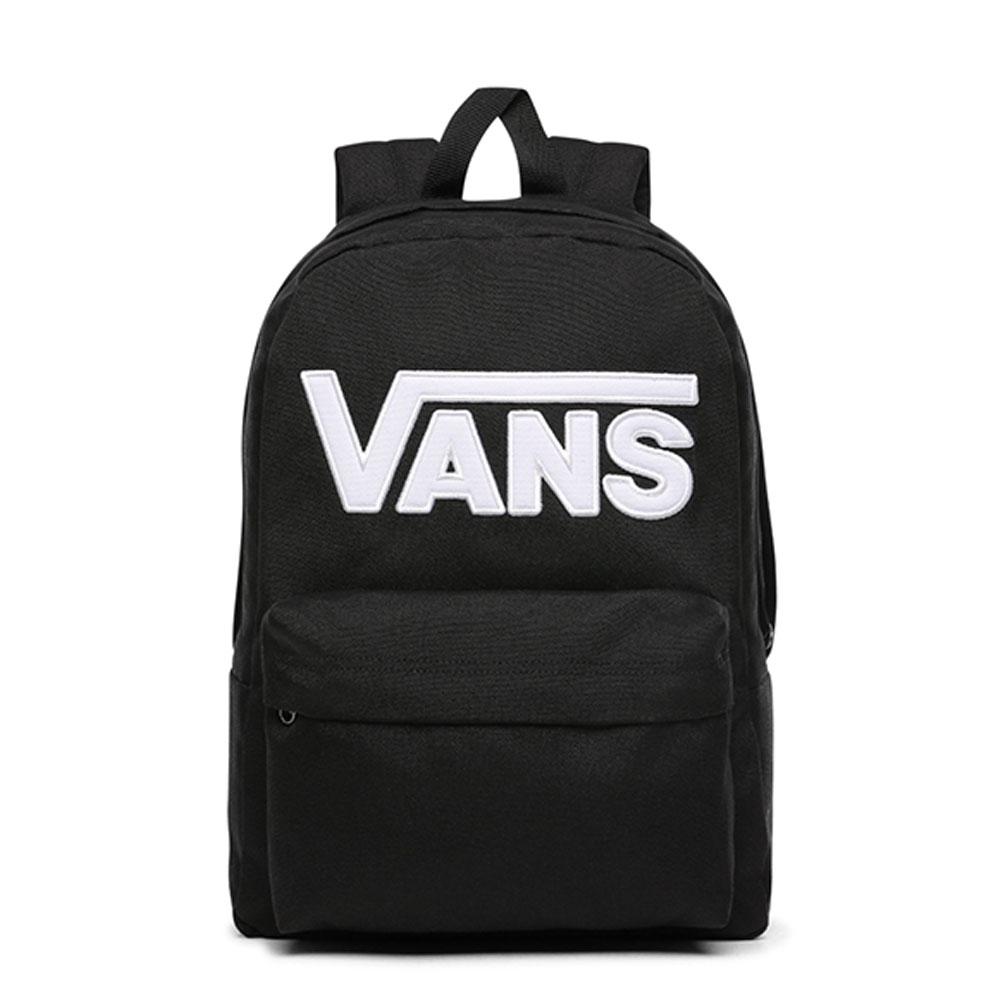 Vans New Skool Kids Rugzak Black/White