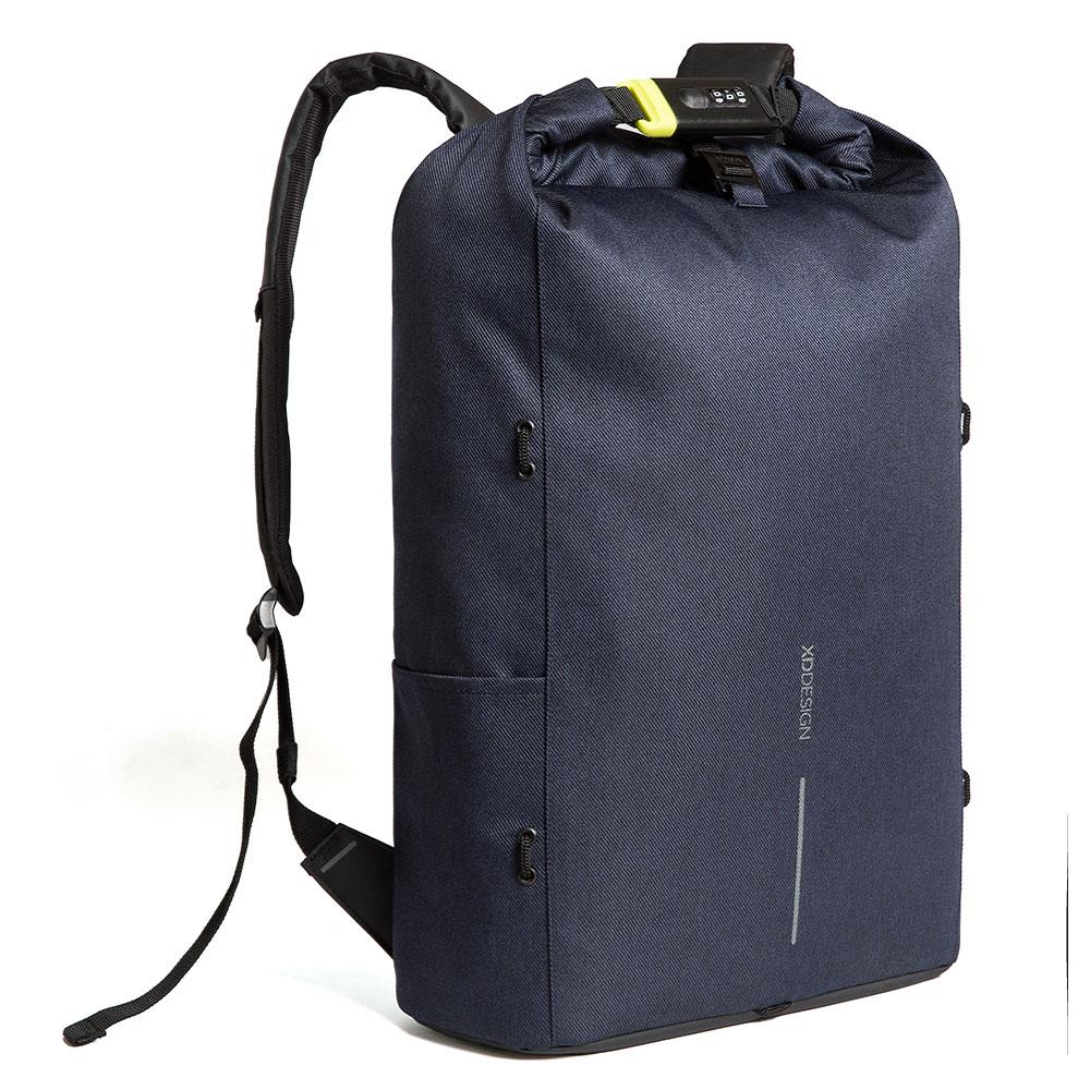 78586165ebb XD Design Bobby Urban Lite Anti-Diefstal Rugzak Blauw