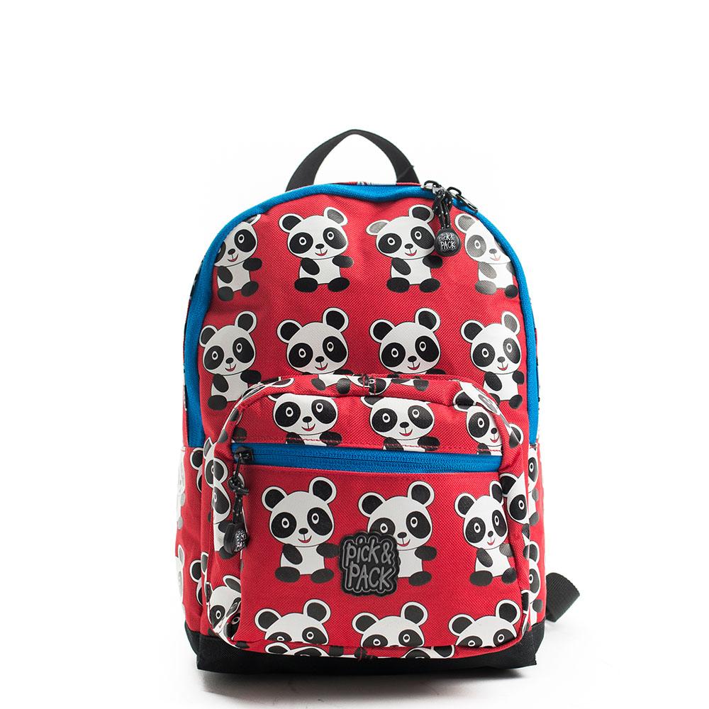 e53c97d8fa4 Pick & Pack Fun Rugzak Panda Red