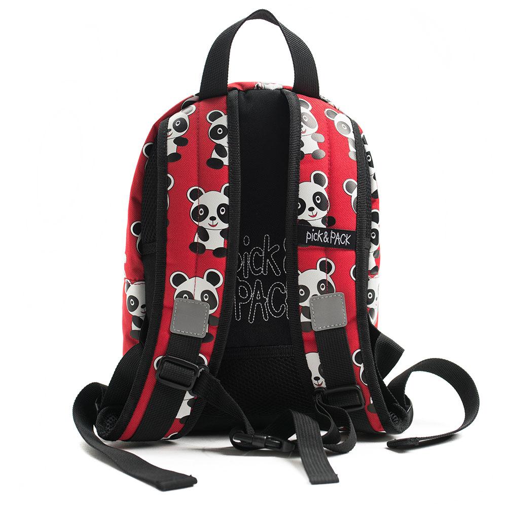 d8aacaf711b Pick & Pack Fun Rugzak Panda Red