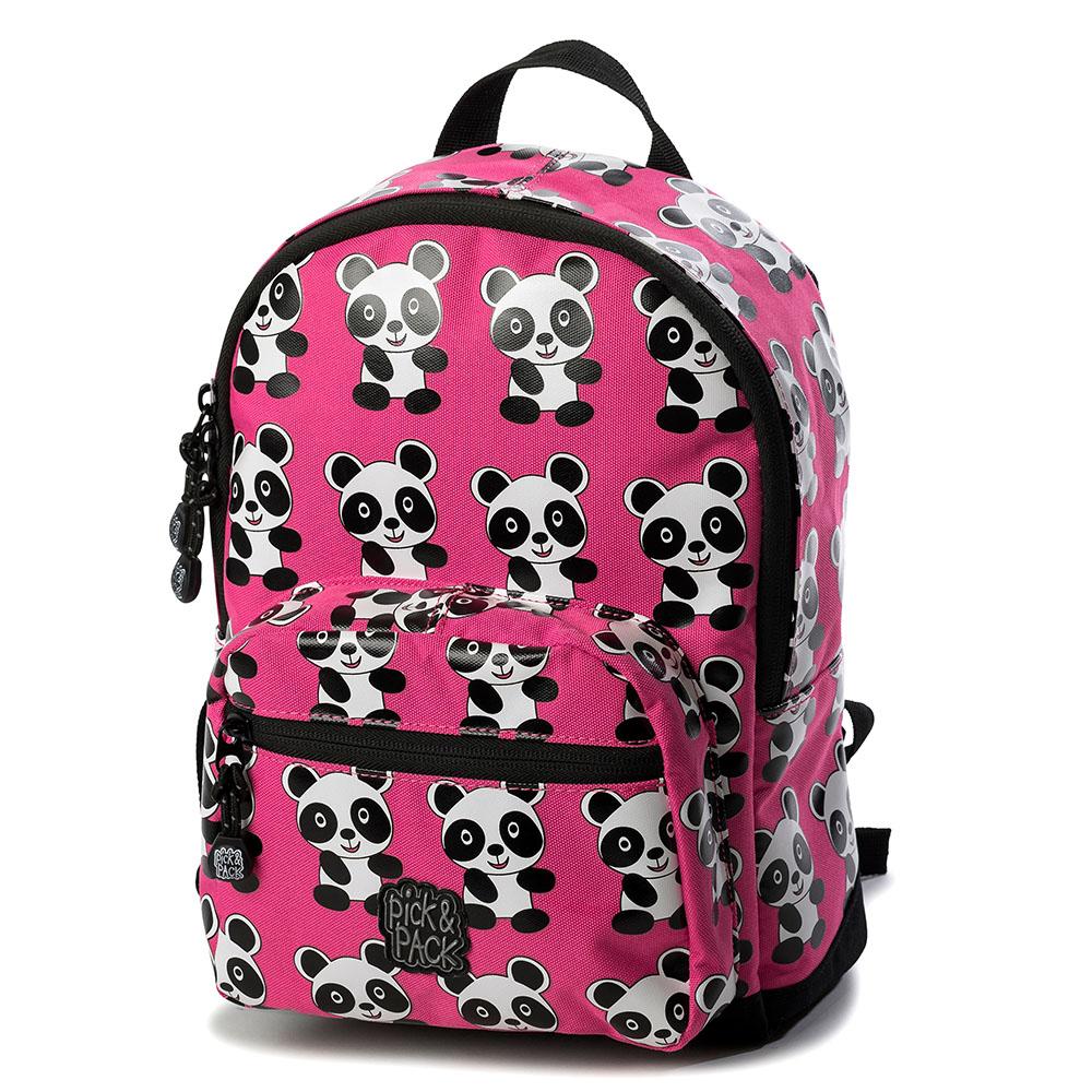 9c990158b59 Pick & Pack Fun Rugzak Panda Pink
