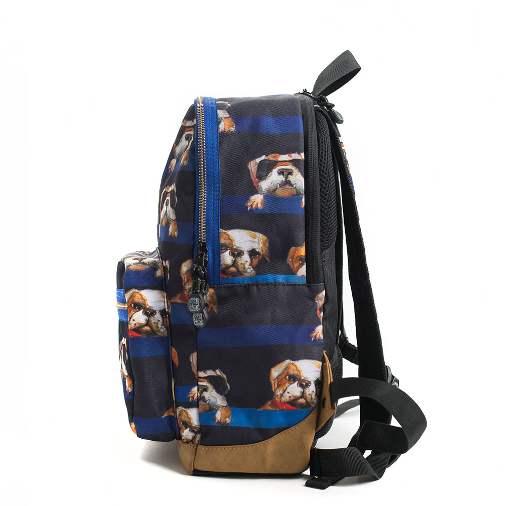 241fd488288 Pick & Pack Fun Kinder Rugzak Dogs Blauw