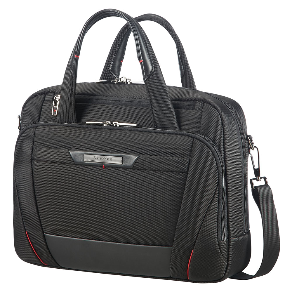 Samsonite Pro-DLX 5 Laptop Bailhandle 14.1 Black