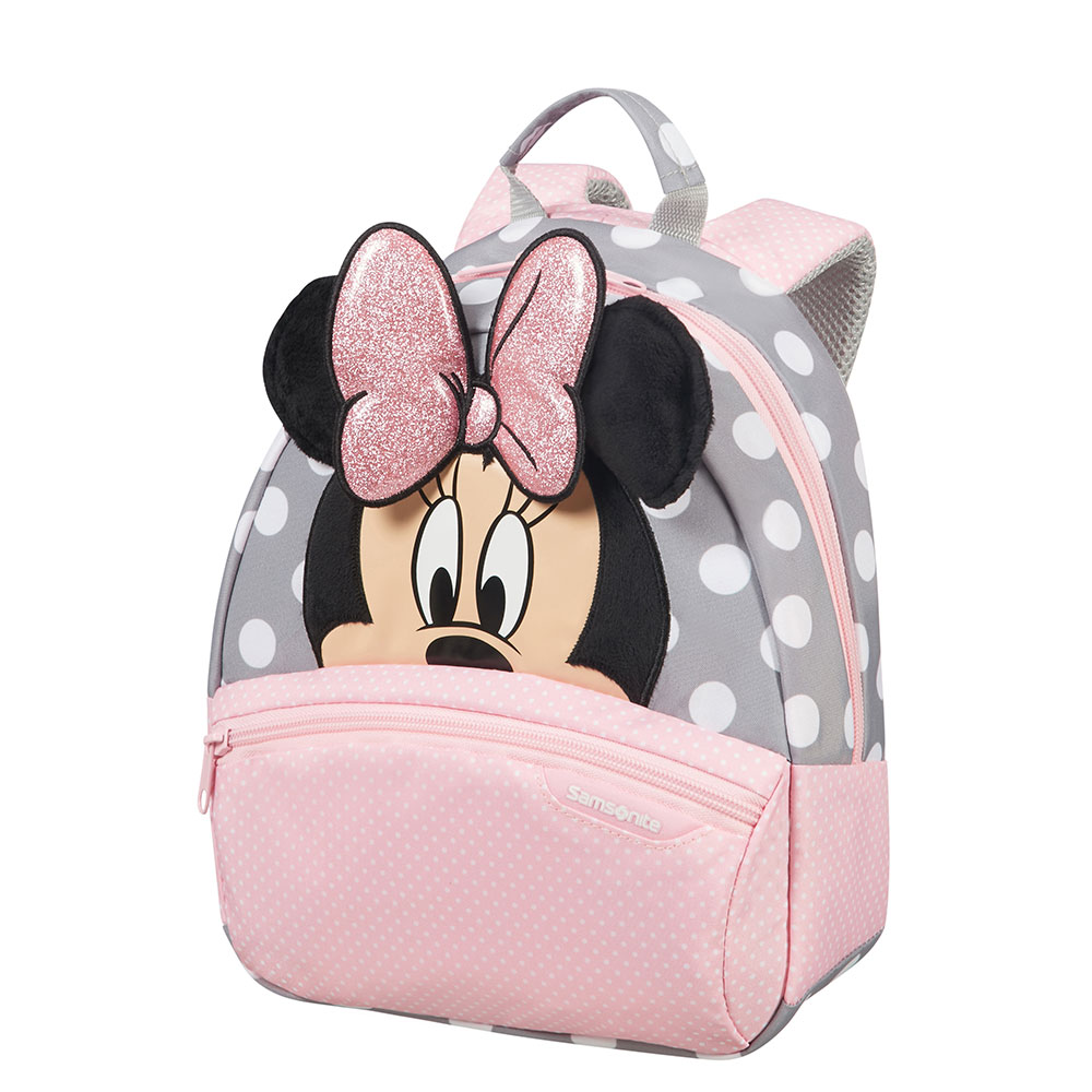 Samsonite Disney Ultimate 2.0 Pre-School Backpack S Disney Minnie Glitter