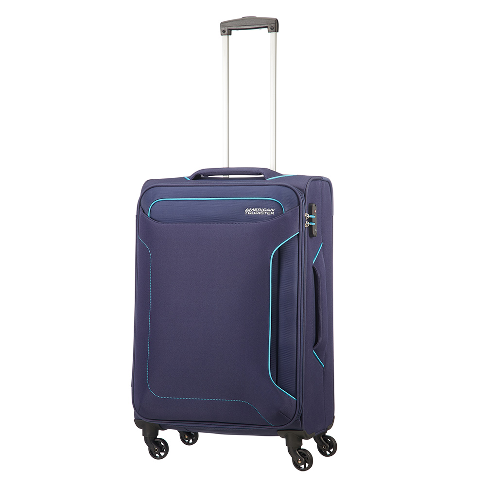 American Tourister Holiday Heat Spinner 67 Navy