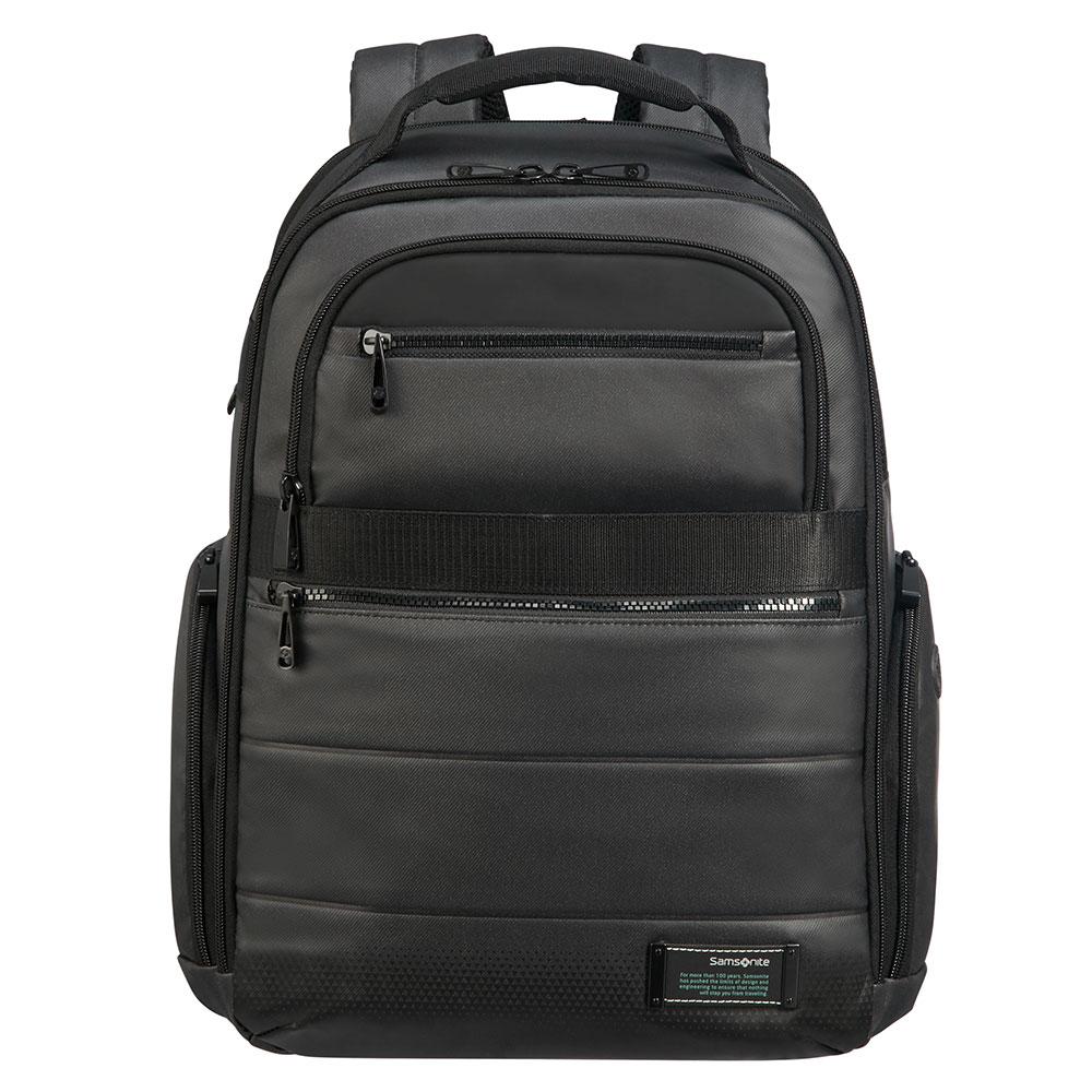 Samsonite Cityvibe 2.0 Laptop Backpack 15.6 Expandable Jet Black