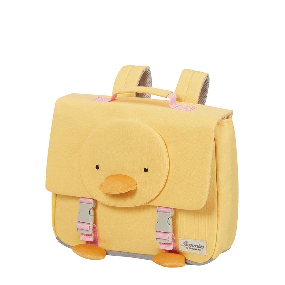 Samsonite Happy Sammies Eco Schoolbag S Duck Dodie