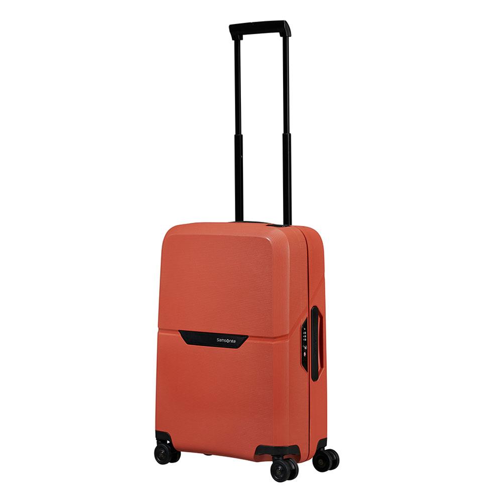 Samsonite Magnum Eco Spinner 55 Maple Orange