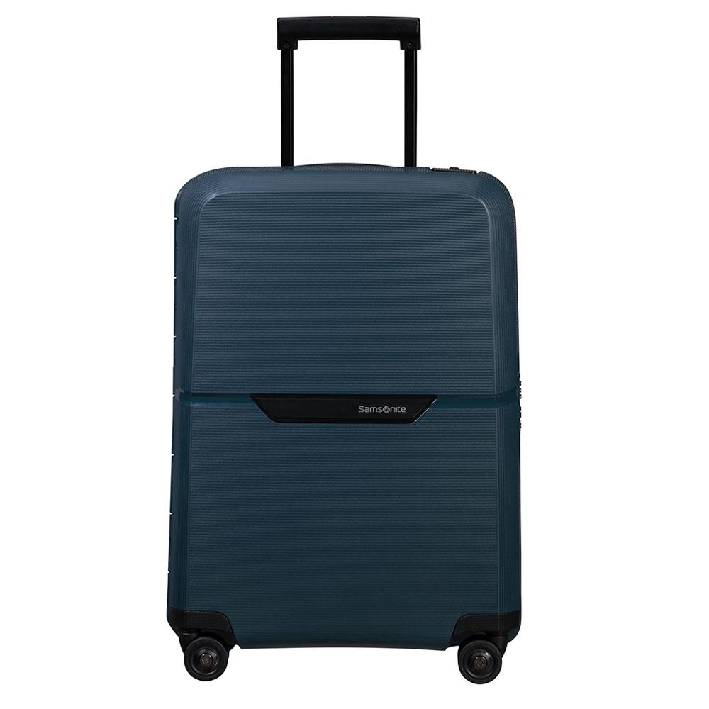 Samsonite Magnum Eco Spinner 55 Midnight Blue